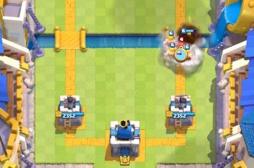 Clash Royale: волшебник