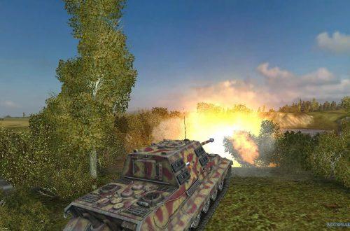 World of Tanks — гайд по JagdTiger 8.8