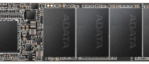 SSD Adata XPG SX6000 Pro типоразмера M.2 обеспечивают скорости чтения до 2100 МБ/с