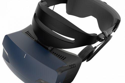 Acer OJO 500 — первый в мире разборный шлем смешанной реальности