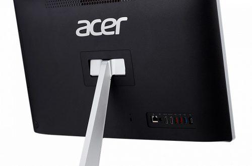 Моноблочный компьютер Acer Aspire Z 24 поддерживает голосовые помощники Cortana и Alexa