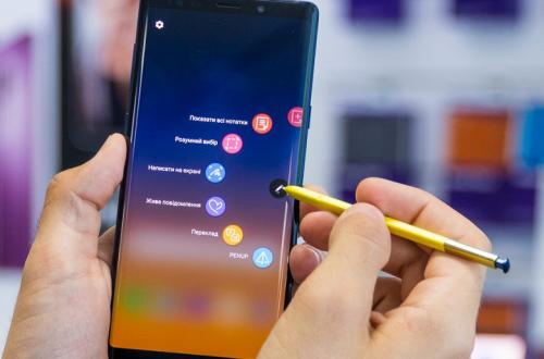 Более половины первых покупателей Samsung Galaxy Note9 предпочли старшую версию с 512 ГБ флэш-памяти