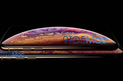 Новые iPhone XS показались на официальном изображении