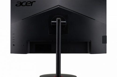 Анонсированы геймерские мониторы Acer Nitro XV273K, XV272U и XF272U с поддержкой AMD FreeSync