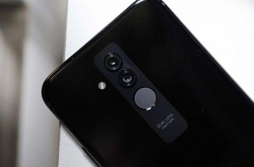 Представлен смартфон Huawei Mate 20 Lite
