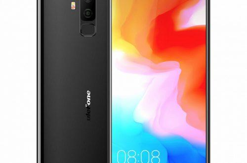 Попытка №2: воображаемый смартфон Ulefone T2 переехал на платформу MediaTek Helio P60 и получил экран диагональю 6,7 дюйма