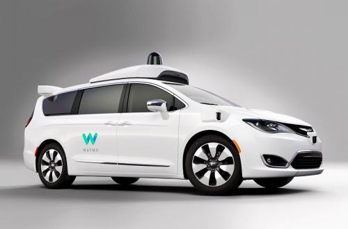 Google открыла подразделение беспилотных автомобилей Waymo в Китае