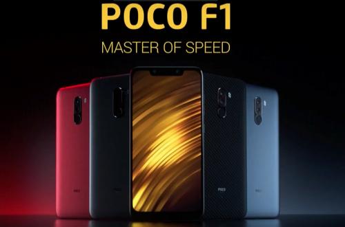 Дешёвый флагман Xiaomi Pocophone F1 поставил рекорд по скорости продаж