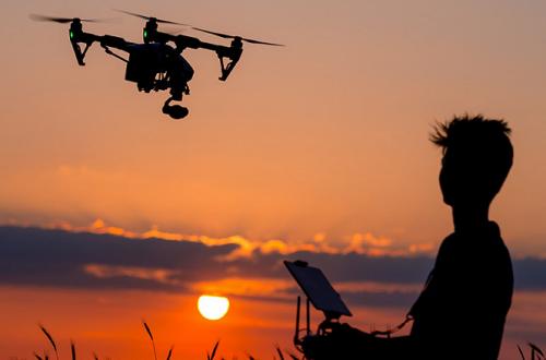 В России могут начать штрафовать за запуск дронов