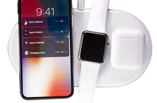 Новый iPhone получит быструю беспроводную зарядку