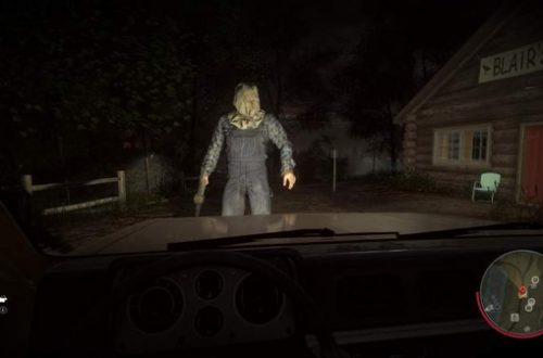Friday the 13th: The Game — как играть за Джейсона «Часть 2»