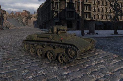 World of Tanks — гайд по Т-45