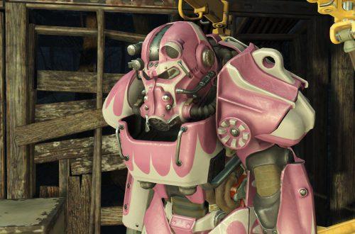 Лучшие моды для покраски силовой брони в Fallout 4