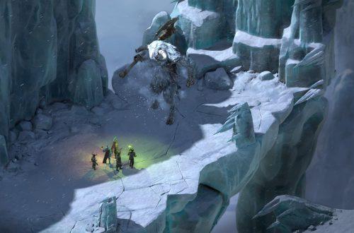 Где искать уникальные оружие и доспехи в Pillars of Eternity 2: Deadfire — Beast of Winter