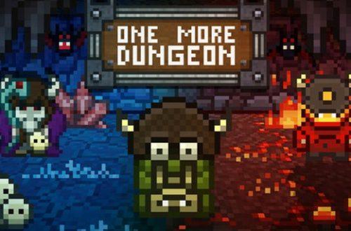 Достижения (ачивки, трофеи) One More Dungeon