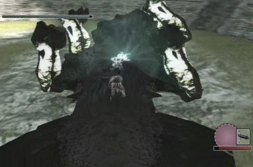Shadow of the Colossus: как победить всех боссов. Часть 1
