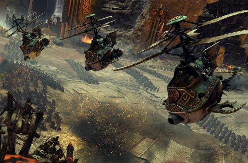 Гайд по фракции Гномы в Total War: Warhammer