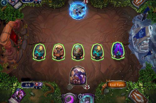 Колоды Eternal Card Game: кровавый алтарь