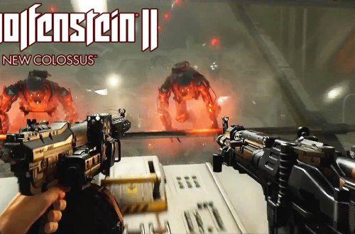 Все, что нужно знать о Wolfenstein 2: The New Colossus