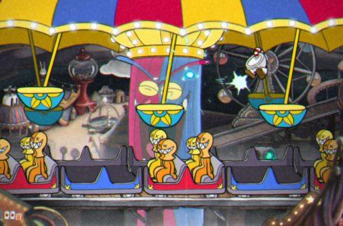 Cuphead: прохождение боссов (Carnival Kerfuffle)