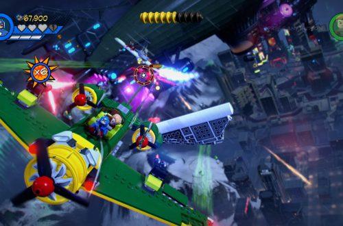 Прохождение LEGO Marvel Super Heroes 2 — Уровень 5