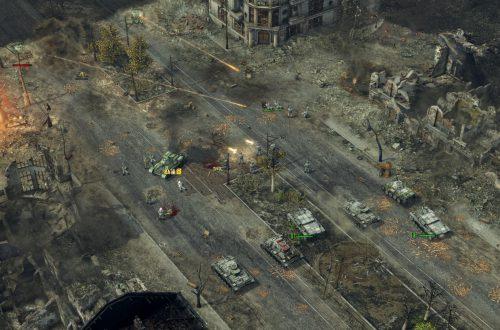Общий гайд по Sudden Strike 4