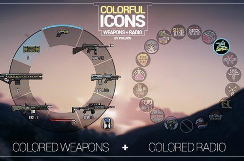 Моды на оружие для GTA 5