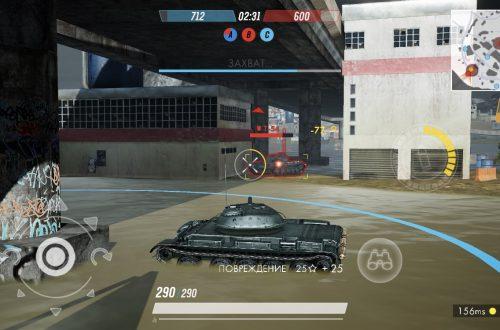 Armored Warfare: Assault — гайд по Т-54