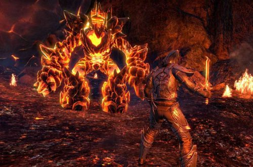 Стартовый гайд по Elder Scrolls Online: Morrowind