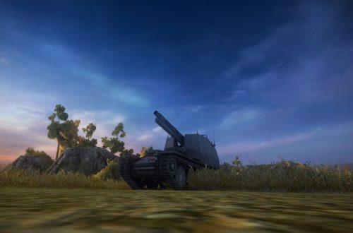World of Tanks — гайд по Grille
