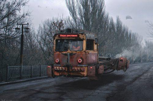 Галерея: Россия-2077, в которой все по-прежнему плохо
