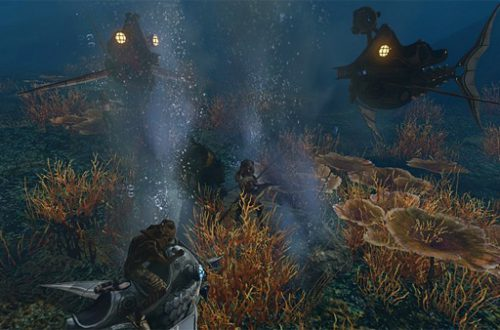 ArcheAge — морские и затонувшие паки