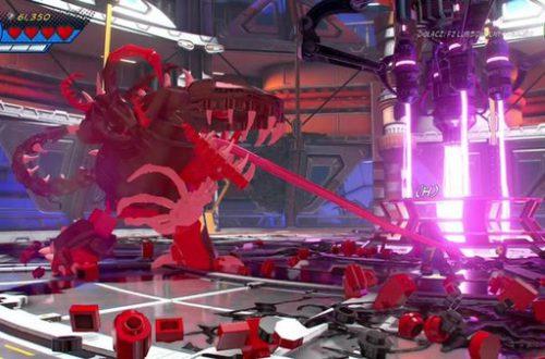 Прохождение LEGO Marvel Super Heroes 2 — Уровень 11: Назад в будущее