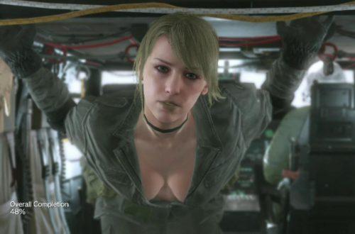 Секреты в Metal Gear Solid 5: The Phantom Pain
