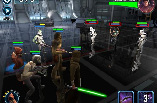 Секреты, советы и хитрости Star Wars: Galaxy of Heroes