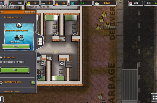 Знакомимся с Prison Architect Mobile