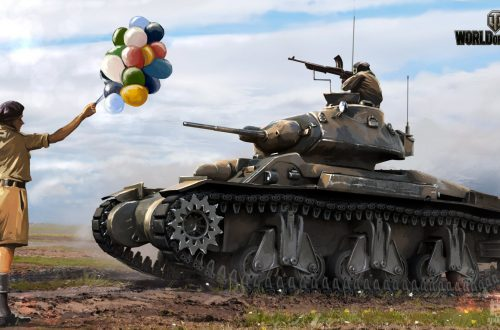 World of Tanks — гайд по AC 1 Sentinel