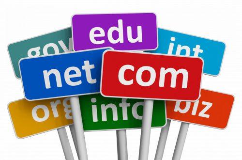 В интернете насчитывается 342,4 млн доменных имен