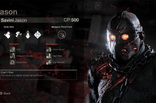 Гайд Friday the 13th: The Game — как играть за Джейсона