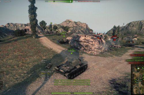 World of Tanks — гайд по СУ-76И