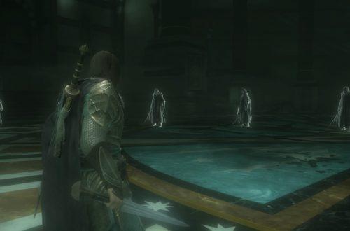 Middle-Earth: Shadow of War. Полное прохождение пролога и первого акта