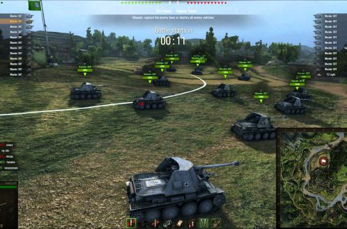 World of Tanks — гайд по Marder II