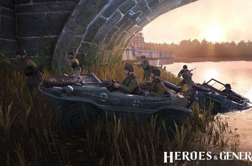 Гайд по Heroes & Generals: стратегический режим