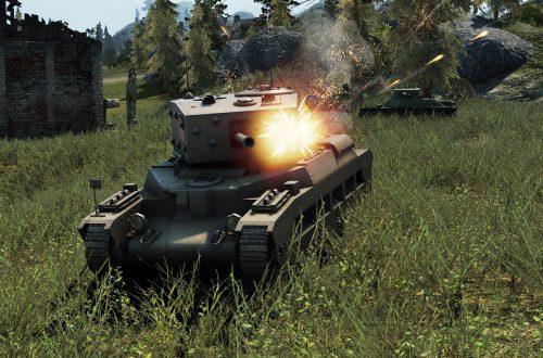 World of Tanks — гайд по Matilda BP