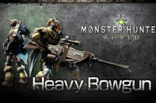 Monster Hunter World. Гайд по оружию (часть 1)