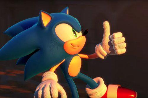 Достижения (ачивки, трофеи) Sonic Forces