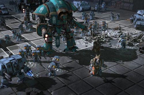 Трейнер (читы) для Warhammer 40 000: Sanctus Reach