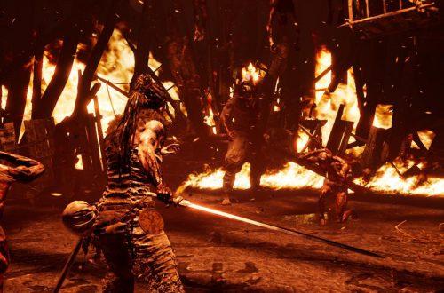 Прохождение Hellblade: Senua's Sacrifice (часть 2) — огненный гигант Сурт