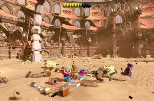 Прохождение LEGO Marvel Super Heroes 2 — Уровень 15: Красный король и его кольцо