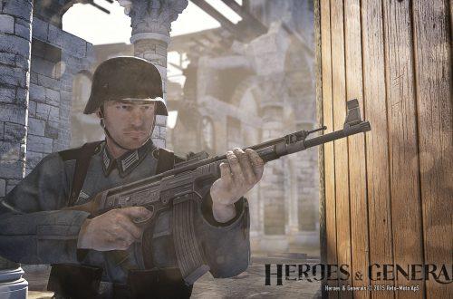 Гайд по Heroes & Generals: как играть за Германию